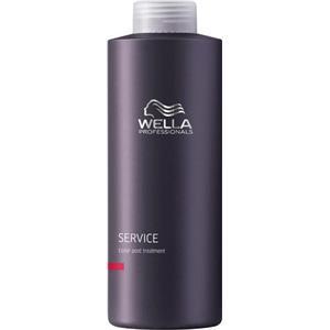 Wella - Service - Farbnachbehandlung