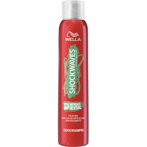 Wella Shockwaves - Shampoo - Style Refresh & Volume Dry Shampoo