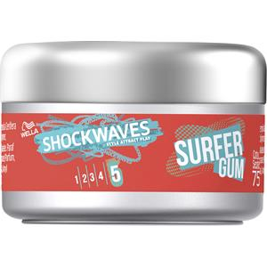 Wella Shockwaves - Styling - Surfer Gum