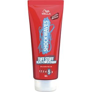 Wella Shockwaves - Styling - Tuff Stuff Heat & Sweat Proof Gel