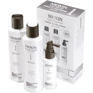 wella-nioxin-starter-set-normale-bis-geringe-haardichte-fein-naturbelassensystem-1-cleanser-150-ml-scalp-revitaliser-150-ml-scalp-treatment-50