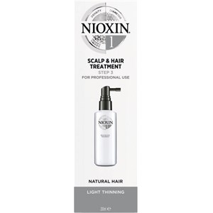 Nioxin - System 1 - Natural Hair Light Thinning Scalp & Hair Treatment