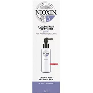 Nioxin - System 5 - Chemically Treated Hair Light Thinning Scalp & Hair Treatment