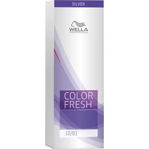Wella - Tönungen - Color Fresh Silver