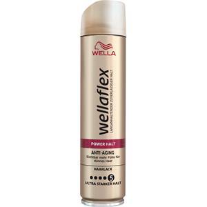 Wellaflex - Haarlack - Power Halt Anti-Aging Haarlack