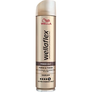 Wellaflex - Hairspray - Power Halt Power Halt