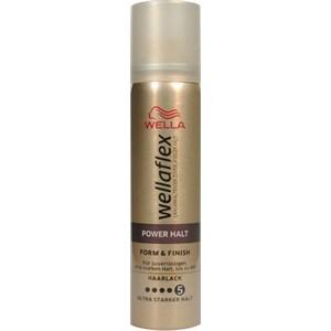 Wellaflex - Haarlack - Power Halt Form & Finish Haarlack
