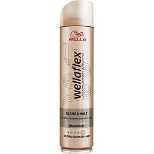 Wellaflex - Haarspray - Glanz & Halt Haarspray