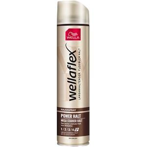 Wellaflex - Hairspray - Power Halt Power Halt