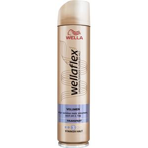 Wellaflex - Hairspray - Volume Hairspray strong