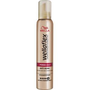 Wellaflex - Schaumfestiger - Power Halt Anti-Aging Schaumfestiger