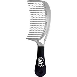 Wet Brush - Wet Comb - Silber