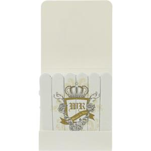 Windsor & Rose - White Tea - Einmal-Nagelfeile
