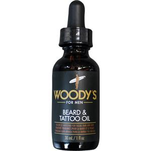 Image of Woody´s Herrenpflege Bartpflege Beard & Tattoo Oil 30 ml