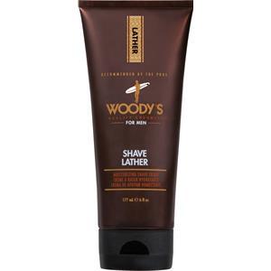 Woody's - Bartpflege - Shave Lather