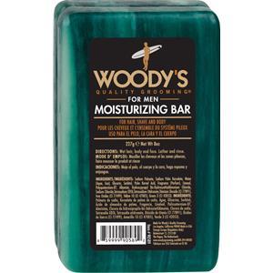 Woody's - Haarpflege - Moisturising Bar