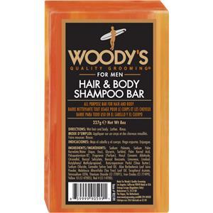 Woody's - Hair care - Shampoo Bar