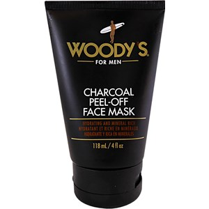 Woody's - Körperpflege - Charcoal Peel-off Black Mask