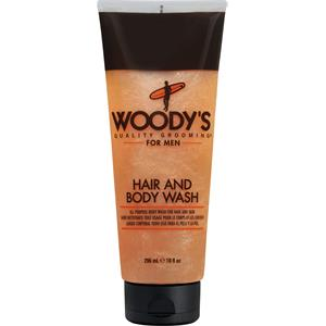 Woody's - Haarpflege - Hair and Body Wash