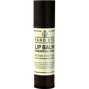 YARD ETC - Lip care - Pineapple/Sage Lip Balm