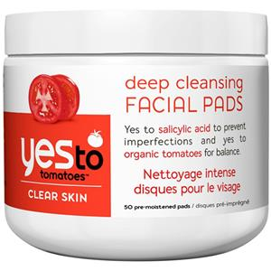 Yes To - Gesichtspflege - Deep Cleansing Facial Pads