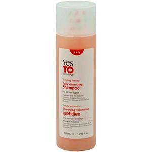 Yes To - Haarpflege - Tempting Tomato Volumizing Shampoo