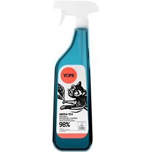 Yope - Badkamerreinigers - Green Tea Natural Bathroom Cleaner