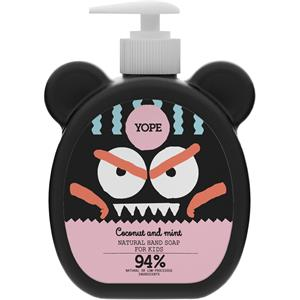 Yope - Hand care - Coconut & Mint Natural Hand Soap For Kids