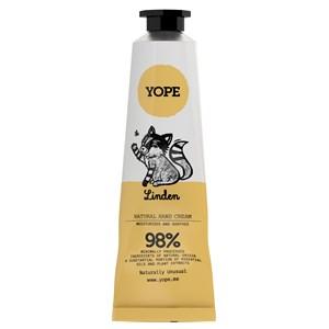 Yope - Hand care - Hand Cream Linden