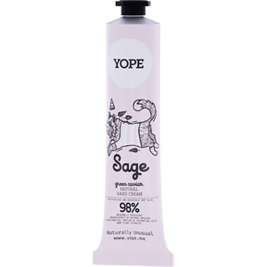 Yope - Hand care - Hand Cream Sage+Green Caviar