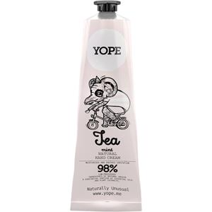 Yope - Hand care - Tea & Peppermint Natural Hand Cream