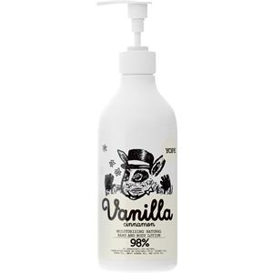 Yope - Hand care - Vanilla & Cinnamon Natural Hand- And Bodylotion