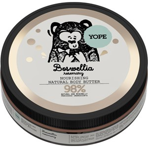 Yope - Body care - Boswellia Rosemary Body Butter