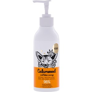 Yope - Körperpflege - Cedarwood & Bitter Orange  Body Lotion