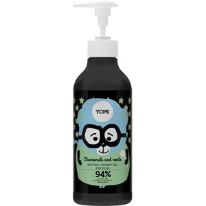 Yope - Body care - Chamomile & Nettle Natural Shower Gel For Kids