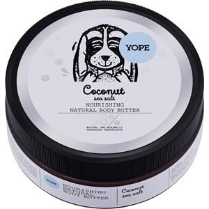Yope - Body care - Coconut & Sea Salt Body Butter