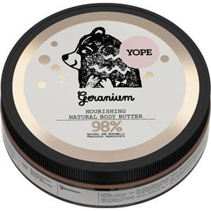Yope - Body care - Geranium Body Butter