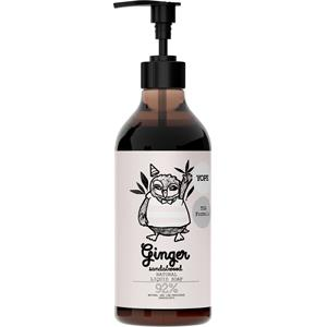 Yope - Soaps - Ginger & Sandalwood Natural Liquid Soap