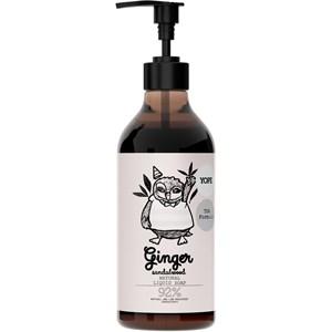Yope - Seifen - Ginger & Sandalwood Natural Liquid Soap