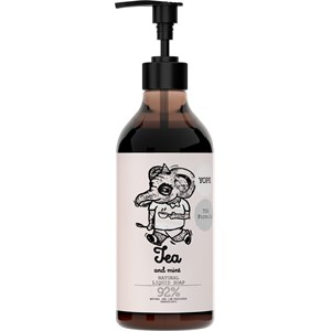 Yope - Soaps - Tea and Mint Natural Liquid Soap