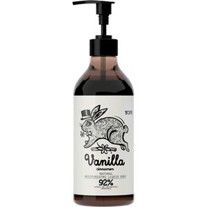 Yope - Soaps - Vanilla & Cinnamon Natural Liquid Soap
