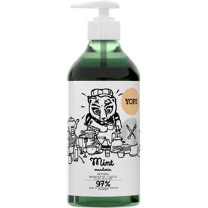 Yope - Wasmiddel - Mint & Mandarin Natural Washing-Up Liquid