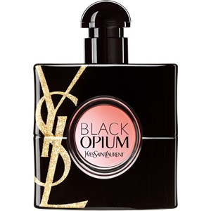 Yves Saint Laurent - Black Opium - Gold Attraction Edition - Holiday 2018 Eau de Parfum Spray