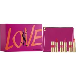 Yves Saint Laurent - Lippen - Rouge Volupté Shine Mini Set