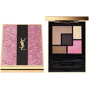 Yves Saint Laurent - Spring Look 2015 - Couture Palette - Ombres de Jour