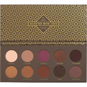 ZOEVA - Lidschatten - Cocoa Blend Eyeshadow Palette