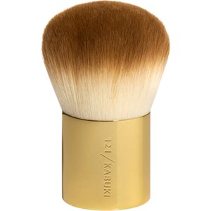 ZOEVA - Face brushes - 121 Kabuki Bamboo Vol. 2