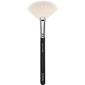 ZOEVA - Face brushes - 129 Luxe Fan