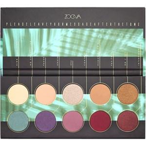 ZOEVA - Lidschatten - Offline Eyeshadow Palette