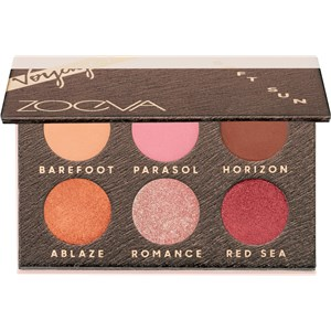 ZOEVA - Eye Shadow - Soft Sun Voyager Eyeshadow Palette